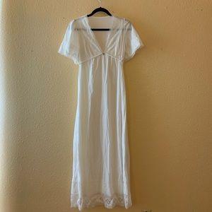 Vintage Night Dress Gown